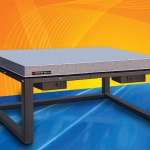 MK52 Negative-Stiffness Optical Table Isolation System