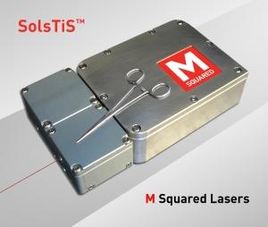 SolsTiS CW narrow linewidth laser