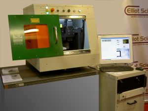 Oxford Lasers' Alpha Micromachining System