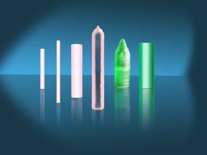 Unioriental Laser Crystals from Elliot Scientific