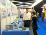 Elliot Scientific's stand at Photonex 2011
