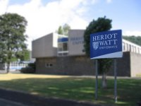 Heriot Watt University is the venue for Photonex Scotland