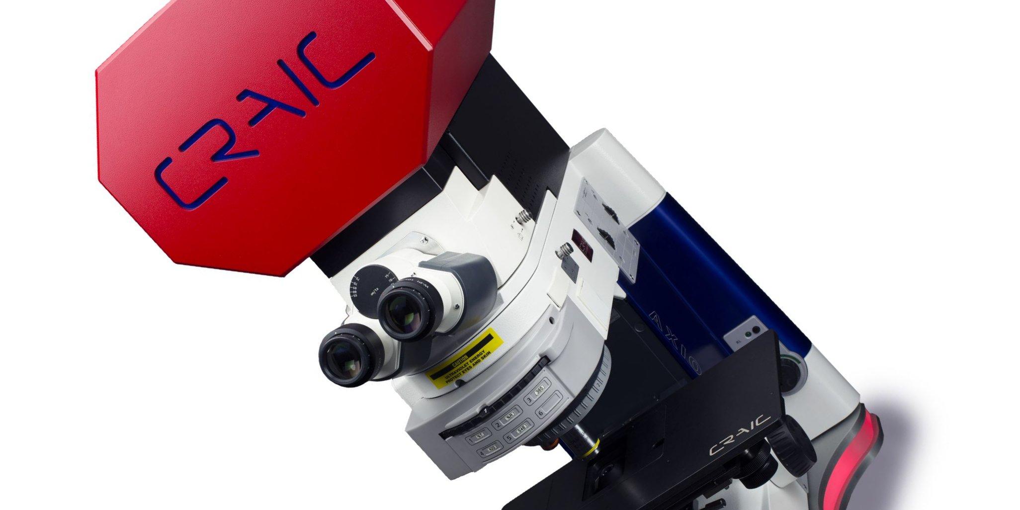 CRAIC Microspectrophotmeter