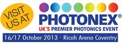 Photonex 2013
