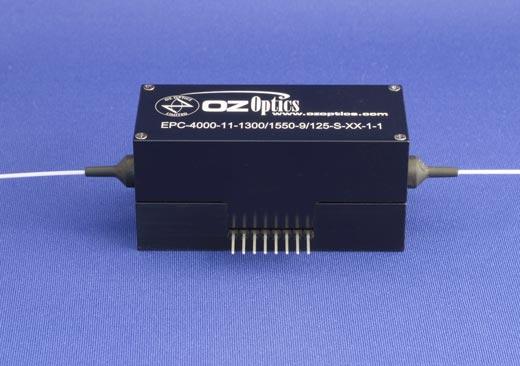 Electronic Polarisation Controller or Scrambler